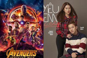 Phim remake Việt tháng Tư cạnh tranh với siêu anh hùng Marvel