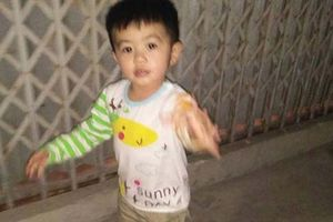 Nghi án bé trai 3 tuổi bị người tâm thần bắt đi: Công an nói gì?