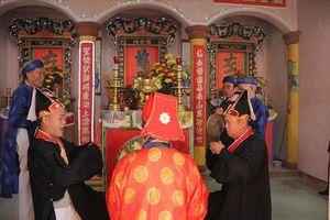 Độc đáo Lễ hội Cầu ngư làng Nam Ô