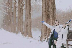Ấn tượng với MV ngôn tình đầy tuyết của Khánh Phương