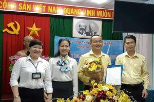 Ông Lưu Văn Toàn làm phó Phòng Công chứng số 3