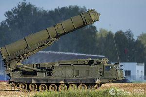 Ai Cập không ngừng gia tăng tiềm lực quân sự