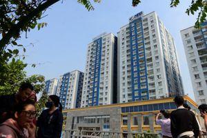 Bộ Xây dựng: Phải giám định lại kết cấu chung cư Carina sau vụ cháy
