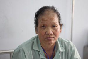 Mong ước cuối đời của người phụ nữ mắc bệnh ung thư phổi