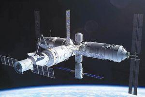 Hôm nay, trạm vũ trụ Trung Quốc có thể rơi xuống trái đất