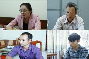 Khởi tố 4 bị can vụ giám đốc doanh nghiệp 'phá' rừng Hà Tĩnh