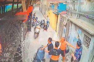 Thông tin chính thức về nhóm côn đồ bắn một phụ nữ trọng thương