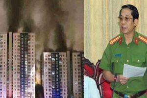 Phó GĐ Sở Cảnh sát PCCC Hà Nội nói gì sau vụ cháy Carina Plaza?