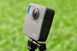GoPro giới thiệu camera hành trình quay phim 360 độ nét chưa từng có