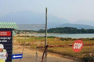Đà Nẵng đề nghị làm hàng rào mềm tại dự án Lancaster Nam O Resort