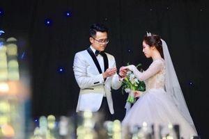 Loạt BTV, MC tưng bừng tới chúc mừng đám cưới MC Đức Bảo