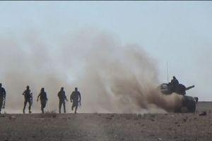Quân đội Syria mở chiến dịch quyết 'xóa sổ' IS ở Deir Ezzor