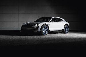 Porsche Mission E Cross Turismo - 'Chiếc xe điện trong dáng hình tinh tế nhất'