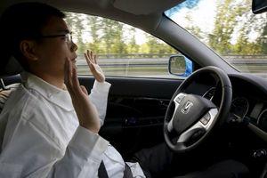 Trung Quốc đẩy mạnh thử nghiệm ô tô tự hành