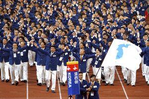 Đoàn vận động viên Hàn-Triều sẽ diễu hành chung tại ASIAD 2018