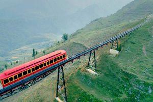 Khám phá Tây Bắc bằng tàu hỏa leo núi - Trải nghiệm không thể bỏ lỡ trong hè này