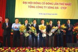 Tổng công ty Sông Đà linh hoạt trong sản xuất và đầu tư