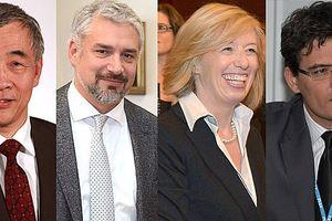 UNESCO bổ nhiệm hàng loạt quản lý cao cấp