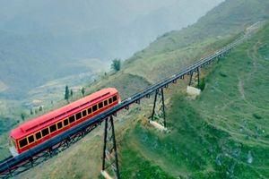 Trải nghiệm tuyến tàu hỏa leo núi dài nhất Việt Nam