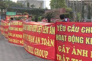 Sau thảm họa Carina, cư dân nhiều chung cư cao cấp Hà Nội đồng loạt 'kêu cứu'