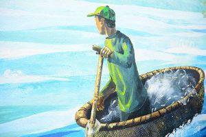 Đà Nẵng: Đẹp ngỡ ngàng ở hẻm tranh bích họa