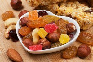 Những loại trái cây khô giàu dinh dưỡng, hễ ăn nhiều là tăng cân