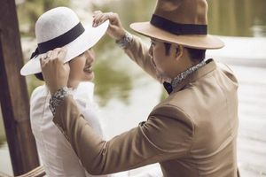 Top nàng giáp được chồng 'cưng như trứng', hạnh phúc ngất ngây sau khi kết hôn