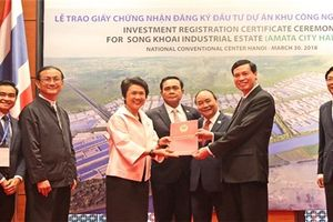 Thành phố thông minh Amata Hạ Long 1,6 tỷ USD bắt đầu triển khai vào năm 2020
