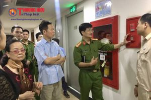 Thông tin cháy ở tòa nhà The Văn Phú Victoria: Chủ đầu tư nói gì?