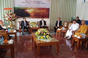 UB Trung ương MTTQ Việt Nam chúc mừng lễ Phục sinh