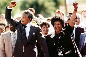 Winnie Madikizela-Mandela - biểu tượng còn sống mãi