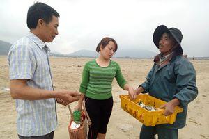 Cẩm Xuyên (Hà Tĩnh): Báo động tình trạng đánh bắt hải sản trái quy định