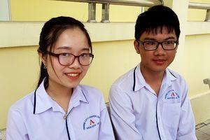 2 học sinh xứ Thanh chinh phục đại học Mỹ