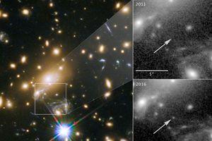 Quan sát được ngôi sao cách Trái Đất 9 tỷ năm ánh sáng