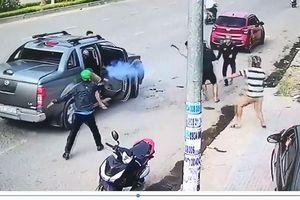 Công an thông tin vụ hỗn chiến bắn nhau trên phố 