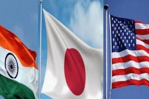 Ấn Độ, Nhật Bản, Mỹ tổ chức đối thoại ba bên lần thứ 9