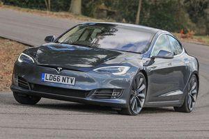 Tesla triệu hồi 123.000 xe Model S vì lỗi linh kiện hệ thống lái