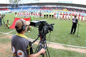 Tiếp tục truyền hình trực tiếp 100% trận đấu thuộc V.League 2018