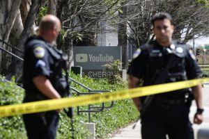 Xả súng tại trụ sở YouTube, 3 người bị thương, tay súng tự sát