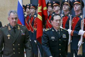 Tân Bộ trưởng Quốc phòng Trung Quốc 'bắn' tín hiệu gì khi thăm Nga?