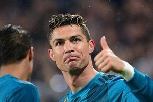 Ronaldo lập siêu phẩm, Real đại thắng Juventus