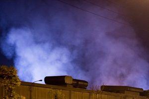 Vụ cháy ở KCN Hải Yên: Huy động hơn 800 người, 40 xe cùng chữa cháy