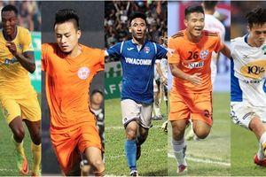 Top 5 bàn thắng đẹp vòng 4 V.League: Các tuyển thủ U.23 VN nổ súng