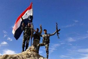 Quân đội Syria ra tối hậu thư cuối cùng cho khủng bố ở Bắc Damascus