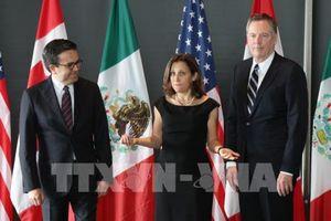 Ba nước đàm phán vẫn có sự khác biệt trong phiên bản NAFTA mới