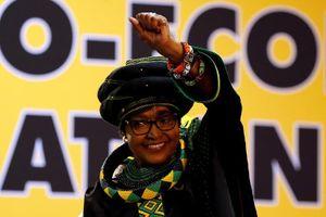 Cuộc đời bà Winnie Mandela- vợ cũ của cố lãnh đạo Nam Phi Nelson Mandela qua ảnh