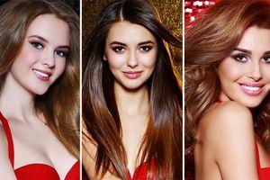 Ứng viên Hoa hậu Nga 2018 khiến người xem 'chao đảo' vì nhan sắc hệt như búp bê sống