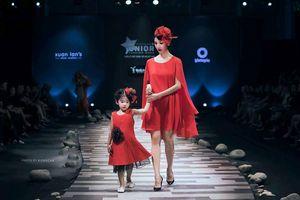 Những thương hiệu đồng hành tại Tuần lễ thời trang trẻ em Việt Nam tháng 4/2018