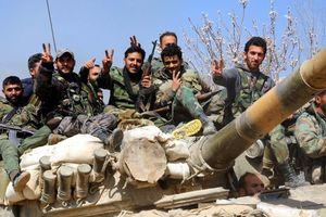 Tổng thống Syria thắng đậm ở Đông Ghouta nhờ chiêu 'điệu hổ ly sơn'