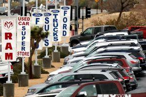 Cuộc chiến thương mại Mỹ-Trung có thể gây thiệt hại cho ngành ôtô